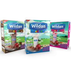 Wildan ADEK Vanilla, Chocolate & Strwaberry 550g x 3 boxes [Save RM9.00!!]