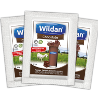 Sample Susu Wildan [Set Chocolate] Out of Stock!