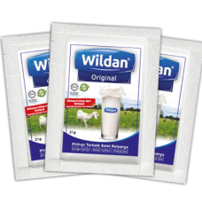 Sample Susu Wildan [Set Original] Out of Stock!